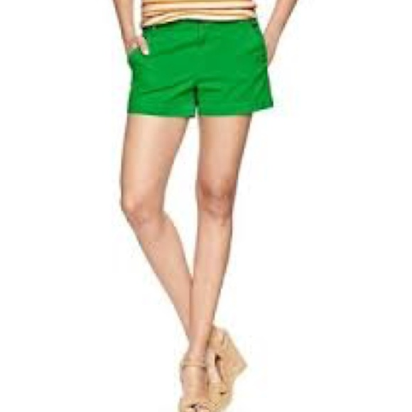 GAP Pants - GAP Sunkissed Shorts Green Size 4